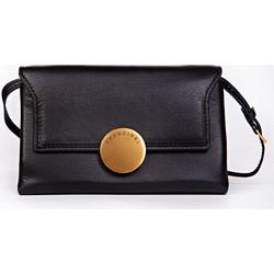 fe57b90bf3 FRANCINEL Δερμάτινη τσάντα χιαστί - 23711-1-01