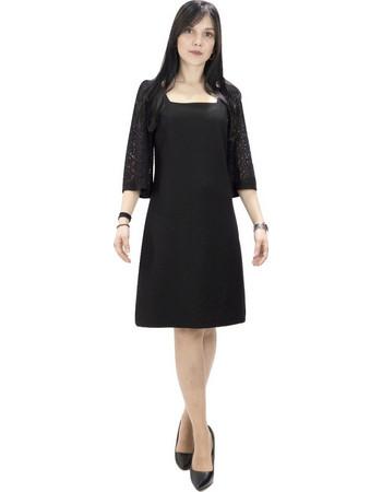 Vintage 132.620 Φόρεμα Μαύρο Moutaki 021ff37f0c9