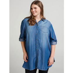 ec616313a38b γυναικεια τζιν πουκαμισα