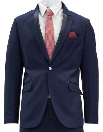 Κοστούμι Antonio Miro 26-1127 Μπλε Navy Antonio Miro 8527179cd76
