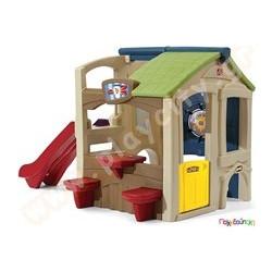 38d6d523386f The Step2 Company Παιδικό Σπιτάκι με Δραστηριότητες Fun Center Step2