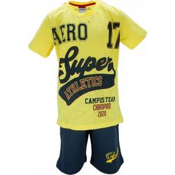 311a2c0afd7 Παιδικό Σετ-Σύνολο Amaretto A1885 Κίτρινο Αγόρι