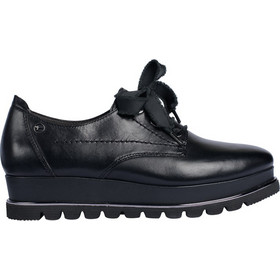 Tamaris oxford 1-1-23701-31 003 black leather μαύρο b3ce0f89c78