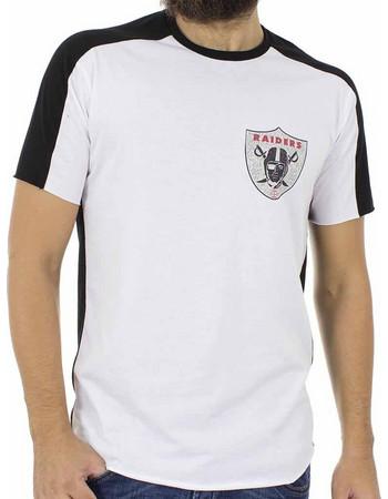 a83c7826eab0 Ανδρικό Κοντομάνικη Μπλούζα T-shirt Free Wave 81136 Λευκό