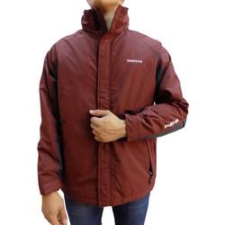 Emerson Roll-In Hooded Jacket 182.EM10.83-Brick-Ebowy 5516b19dc2b