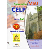 Succeed in MSU CELP: Student's Book