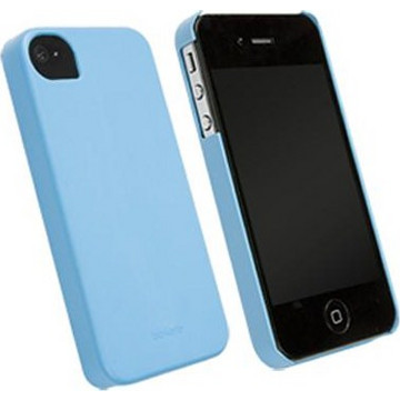 Krusell Biocover Light Blue (iPhone 4/4S)