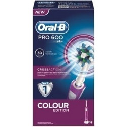 Oral-B Professional Care 600 Cross Action Colour Edition Pink