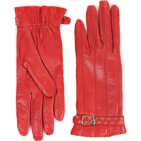 7e1f172259 δερματινα γυναικεια γαντια κοκκινα - Γυναικεία Γάντια