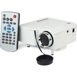 Φορητός Προβολέας Mini Led HD Star View Multimedia Projector UC28+ HDMI