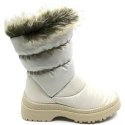 9e2177c8f1b Γυναικεία μπότα Apres Ski ADAM'S 591-1505 λευκό - ΜΠΕΖ