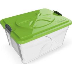 03e563c171d7 Κουτί Αποθήκευσης Αξεσουάρ Σκύλου Γάτας Bama Sim Box με Σύστημα Γρήγορης  Απασφάλισης και Χωρητικότητα 18Lt