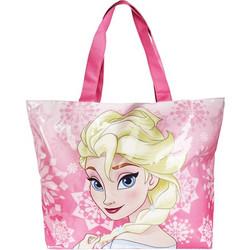 0056cdfc245 Παιδική Τσάντα θαλάσσης Έλσα Frozen Ροζ Χρώμα Disney