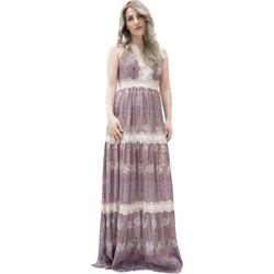 DERPOULI 1.20.36635 Φόρεμα Μωβ Derpouli 5c3f5f4c0d9