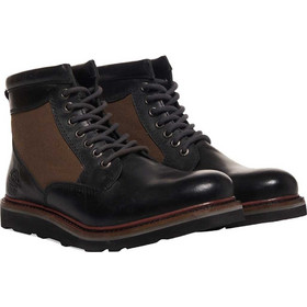 Superdry - MF2002SR 02A - Black - Stirling Sleek Boot - Παπούτσι Ανδρικό f3ed6cc1291