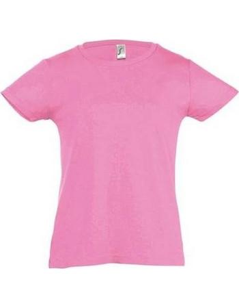 Sol s Cherry 11981 Κοριτσίστικο T-shirt με κοντά μανίκια - ORCHID PINK-136 a576e61b05f