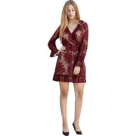 e7e2303dfa0b I GOT YOU 1.20.84977 Φόρεμα Μπορντώ Derpouli
