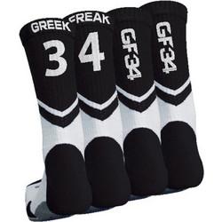 GSA Greek Freak Basketball Socks 2Pack 3417013 c466f4e04b1