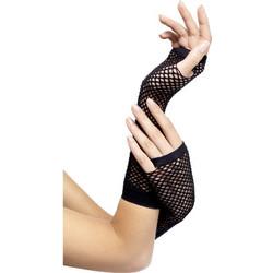 Fishnet Gloves Long Black f16b11b21c8