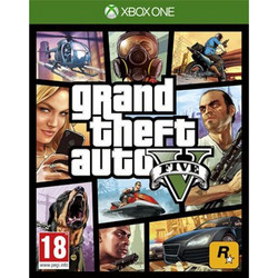 Grand Theft Auto V Used Xbox One
