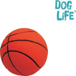 4a07eba08736 Παιχνίδι Σκύλου Μπαλάκι Μπάσκετ Πορτοκαλί DogLife 6.5cm
