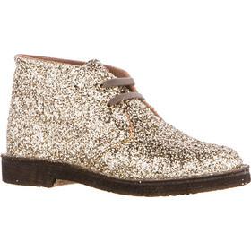 χρυσα παπουτσια - Γυναικεία Μποτάκια Flat  fff9008dd72