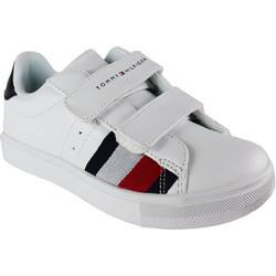 f7adbad8589 Tommy Hilfiger Παιδικό Sneaker EF00030321 WHITE