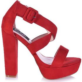 2136e64d1e0 κοκκινα - Γυναικεία Πέδιλα (Φθηνότερα) (Σελίδα 5) | BestPrice.gr