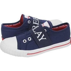 e722b12bf14 Casual Παιδικά Παπούτσια Replay Caledonia JV080117T-0040