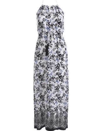 Φόρεμα παραλίας maxi Ble 5-41-034-0009 - λευκό 7a9260f10bd