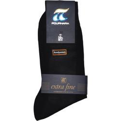 ΠΟΥΡΝΑΡΑ Πουρνάρα Ανδρικές Κάλτσες Βαμβακερές Αντιιδρωτικές Μαύρο a90e6aefd2b