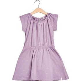 cf6ebd18397d Παιδικό φόρεμα με metallic print (2-9 ετών) Esprit - RL3018303 - Λιλά
