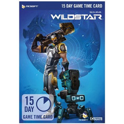 Wildstar 15 Days Timecard