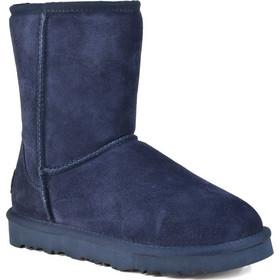 8055cbd975f Μπλε δερμάτινο Australian Boot Classic L7830