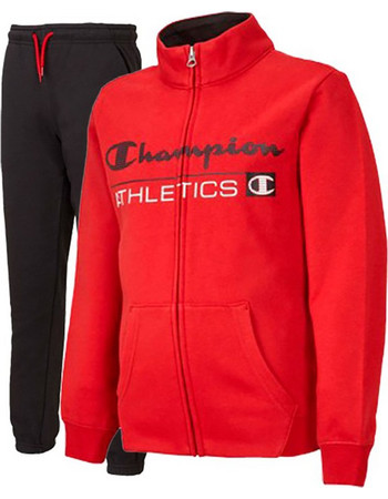 CHAMPION Παιδικές Φόρμες Full Zip Suit (304794-RS010) f4e05e8ef31