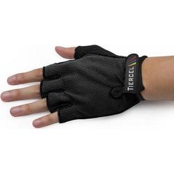 Unisex γάντια ποδηλάτου κοντά - Μαύρο 7db3a1d9095