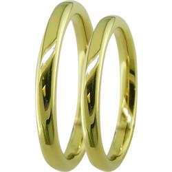 c93244a83554 Βέρα γάμου σε ασήμι επιχρυσωμένη 925 XV65009