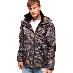 6c91a7b993e3 SuperDry Pop Zip Print Hooded Arctic SD- Windcheater Jacket M50005ZQ-TD1