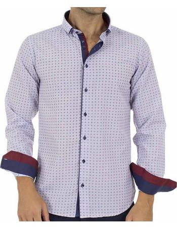 096d6154619c Ανδρικό Μακρυμάνικο Πουκάμισο CND Shirts AN-005 ανοιχτό Μπλε