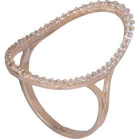 Ροζ χρυσό δαχτυλίδι Κ14 019769 019769 Χρυσός 14 Καράτια da3e18d0571