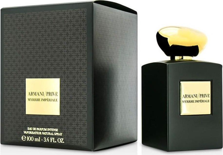 Prive Imperiale Eau De Armani 100ml Giorgio Parfum Myrrhe QxrsCthd