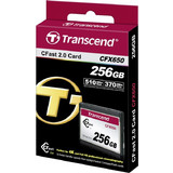 Transcend 256GB Compact Flash CFX650