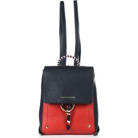Δερμάτινο Σακίδιο Πλάτης Tommy Hilfiger Heritage Leather Backpack AW0AW06250 d8e1f2277df