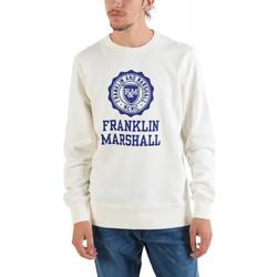 52f5980b4f93 Φούτερ ανδρικό χωρίς κουκούλα Franklin   Marshall  (FLMF063ANW18-0178-OLD-WHITE)