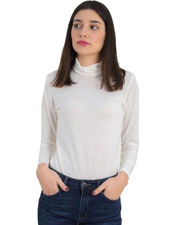 Γυναικεία λευκή μακρυμάνικη μπλούζα ζιβάγκο 1175937 2175bc23be7