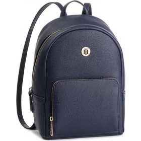 Tommy Hilfiger Th Core Backpack AW0AW06406 901 Μπλε Γυναικεία Τσάντα Tommy  Hilfiger AW0AW06406 901 996a922b653