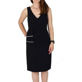 87cd274fc3b0 Φόρεμα Μίντι Lussile 010160632 Μαύρο lussile 010160632 mayro