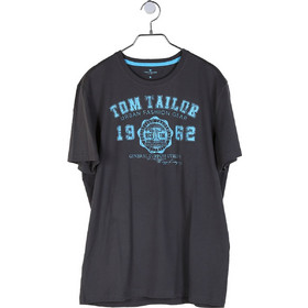 2bfd9aa9e051 μπλουζες με σταμπες - Ανδρικά T-Shirts Tom Tailor