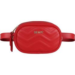 7ca1fbac2f Γυναικεία Τσάντα Μέσης Χρώματος Κόκκινο Beverly Hills Polo Club 610  657BHP0733