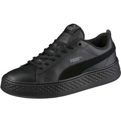 Puma Smash Platform Leather 366487-01 76106829f80